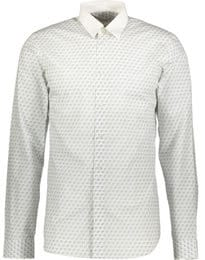 Jil Sander White Spotted Shirt