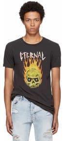 Ksubi x Travis Scott Black Hothead T-Shirt