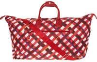 BRICS Red Pastello Travel Bag