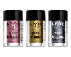 NYX Glitter for face and body