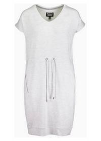 Barbour Short Sleeve Triple Grey Dress