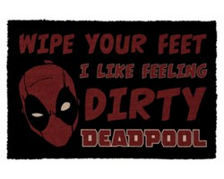 Deadpool Welcome Mat
