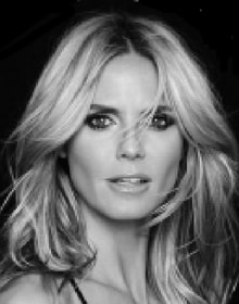 Heidi Klum Fashion Icon Model