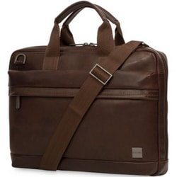 Men's Accessories Leather Laptop Bag