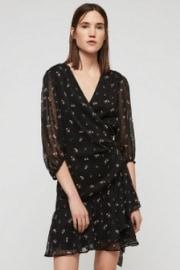 Women's Clothing Designer Floral Dress