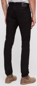 Men's Clothing Black Jeans