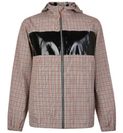 Men's Clothing Designer Windbreaker Jacket