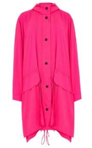 Womens Clothing Designer Ripstop Coat