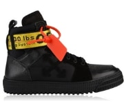 Men's Footwear OFF WHITE Industrial High Tops