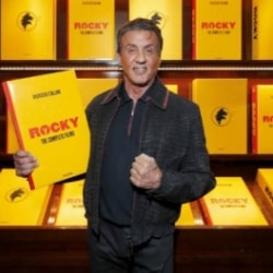 ROCKY Collectible Art and Books