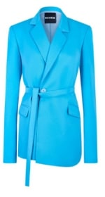 Turquose Tailored Womens Jacket