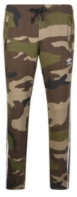 Mens Clothing Camo Joggers